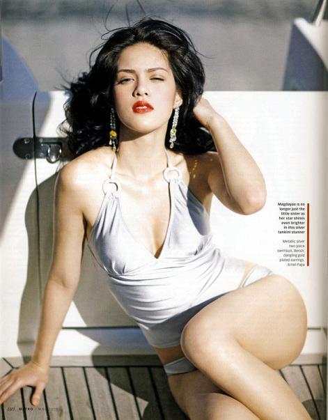 Shaina Magdayao Topless Photo