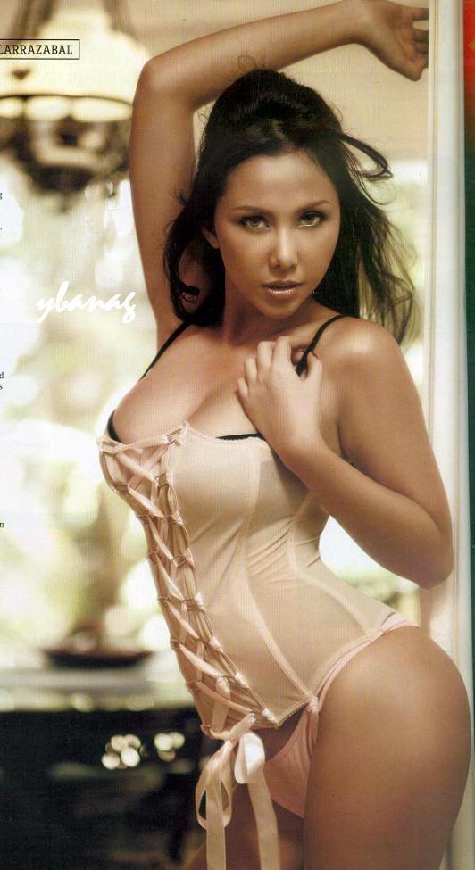 Prompt reply Maureen larrazabal topless photos
