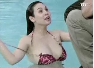 Claudine barreto desnuda
